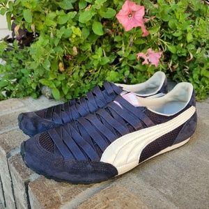 Puma sport lifestyle slipon shoes women's